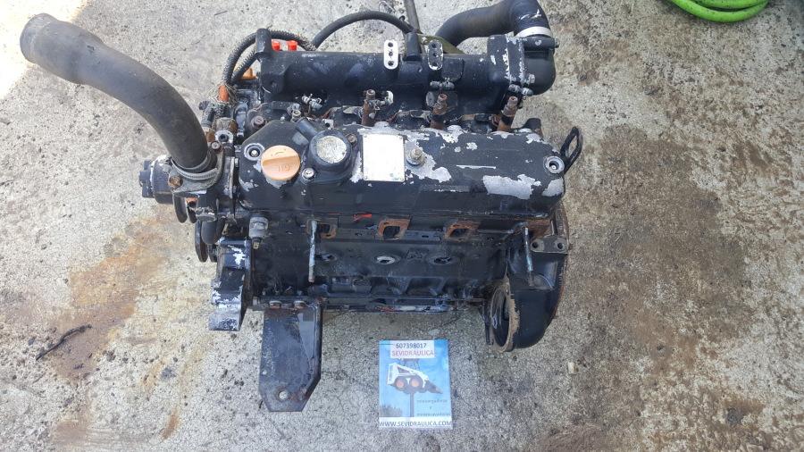 3RG 80044 Bloque de Motor